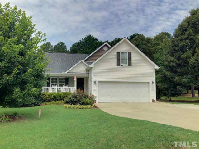 417 Everland Parkway, Angier, NC 27501 (#2200220) :: M&J Realty Group