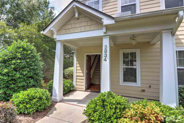 3834 Heritage View Trail, Wake Forest, NC 27587 (#2200254) :: The Perry Group