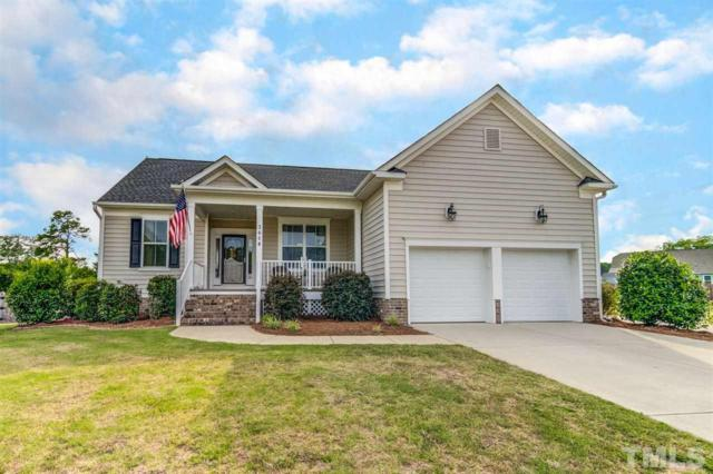 3604 Norman Blalock Road, Willow Spring(s), NC 27592 (#2200255) :: The Perry Group