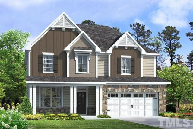 220 Mystwood Hollow Circle Lot 31, Holly Springs, NC 27540 (#2200273) :: Rachel Kendall Team