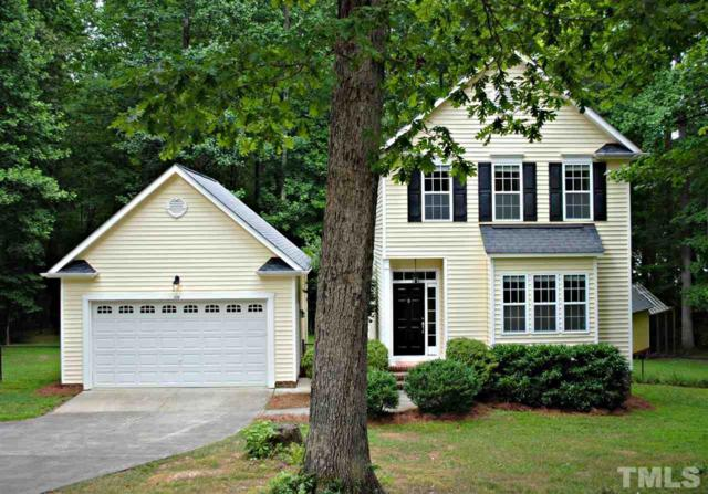 1220 Woodland Church Road, Wake Forest, NC 27587 (#2200335) :: The Perry Group
