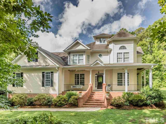 176 Weaver Trail, New Hill, NC 27562 (#2200359) :: The Perry Group