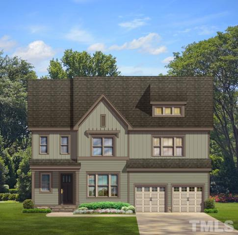 3700 Hickory Manor Drive Lot 1, Apex, NC 27539 (#2200362) :: The Perry Group