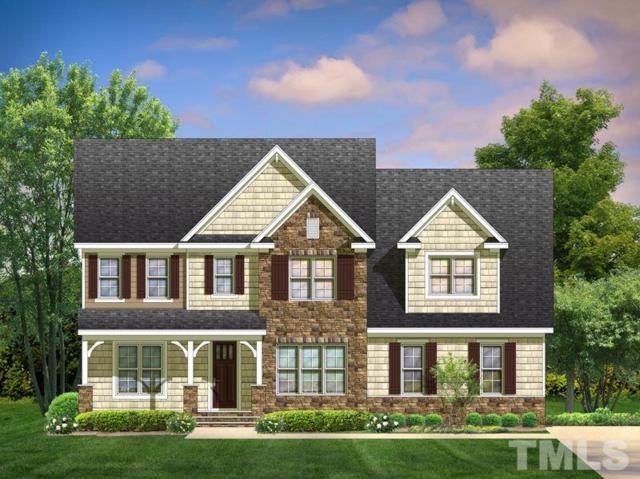 2301 Ginger Gold Court Lot 2, Apex, NC 27539 (#2200363) :: The Perry Group