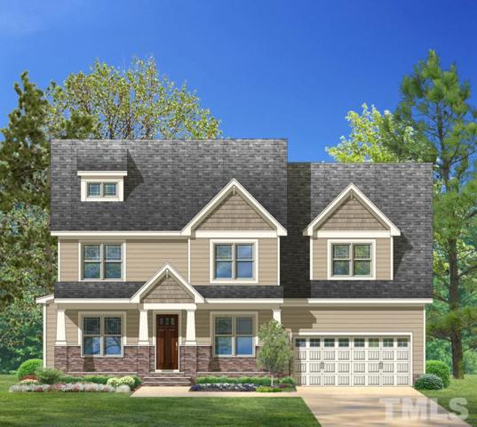 2304 Ginger Gold Court Lot 6, Apex, NC 27539 (#2200364) :: The Perry Group