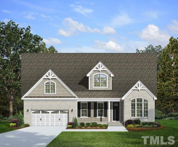 3624 Hickory Manor Drive Lot 8, Apex, NC 27539 (#2200365) :: The Perry Group