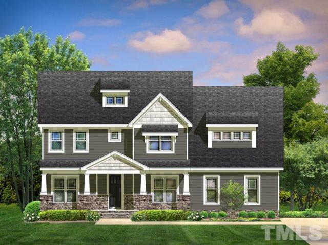 2217 Orchard Lake Drive Lot 21, Apex, NC 27539 (#2200366) :: The Perry Group