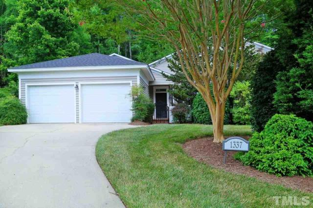 1337 Langdon, Pittsboro, NC 27312 (#2200389) :: The Perry Group