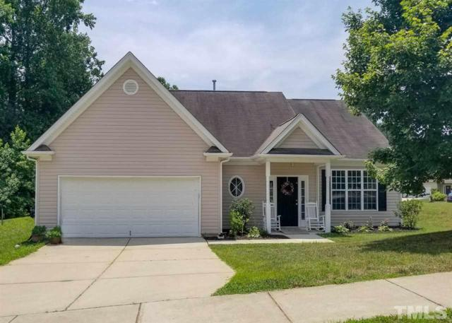 417 Blooming Meadows Road, Holly Springs, NC 27540 (#2200400) :: The Perry Group