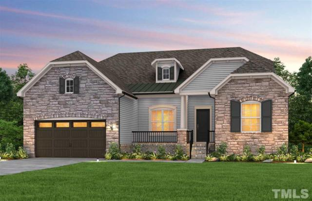 133 Damsire Way Mf Lot #52, Cary, NC 27513 (#2200421) :: The Jim Allen Group