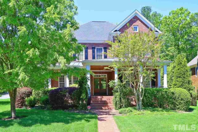112 Cross Creek Drive, Chapel Hill, NC 27514 (#2200427) :: Raleigh Cary Realty