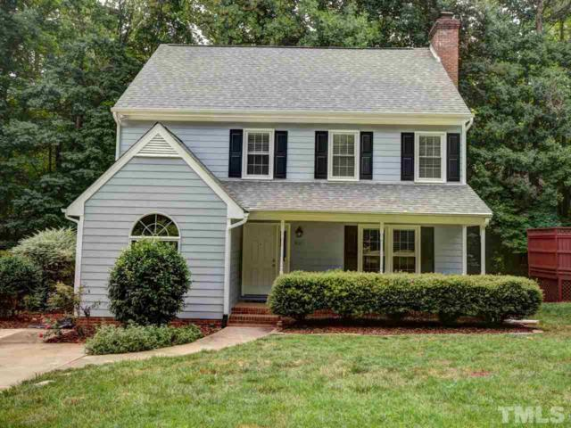 106 Topsail Court, Cary, NC 27511 (#2200454) :: The Perry Group