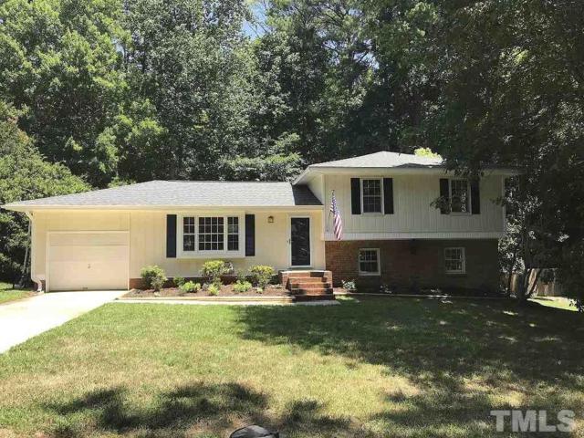 114 Heatherwood Drive, Garner, NC 27529 (#2200461) :: The Perry Group
