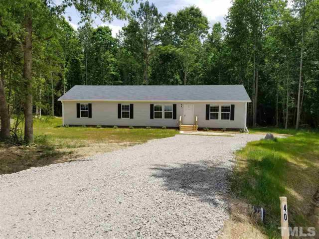 40 Cart Lane, Louisburg, NC 27549 (#2200481) :: The Perry Group