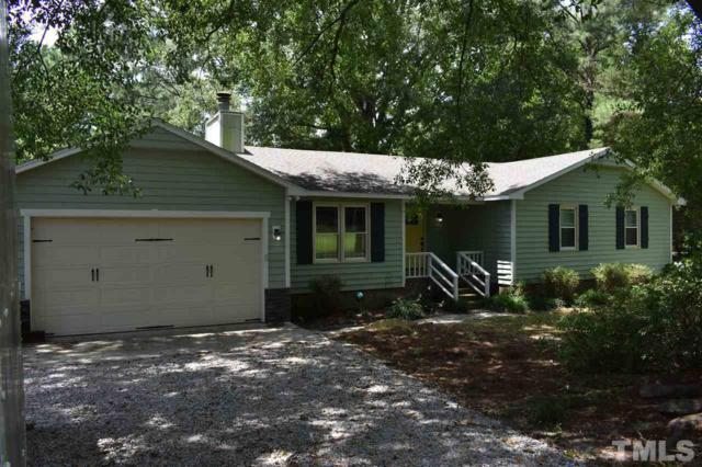 170 W Haywood Street, Wendell, NC 27591 (#2200538) :: The Jim Allen Group