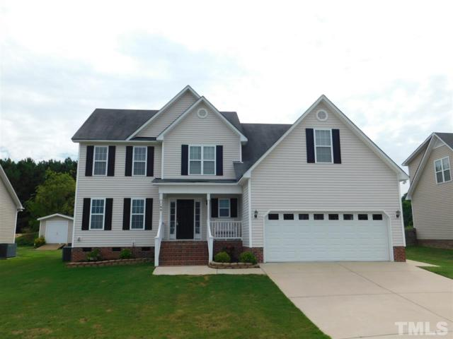 168 Snowberry Lane, Smithfield, NC 27577 (#2200582) :: The Perry Group