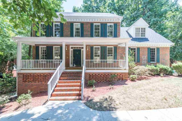 4805 Salem Ridge Road, Holly Springs, NC 27540 (#2200589) :: The Perry Group