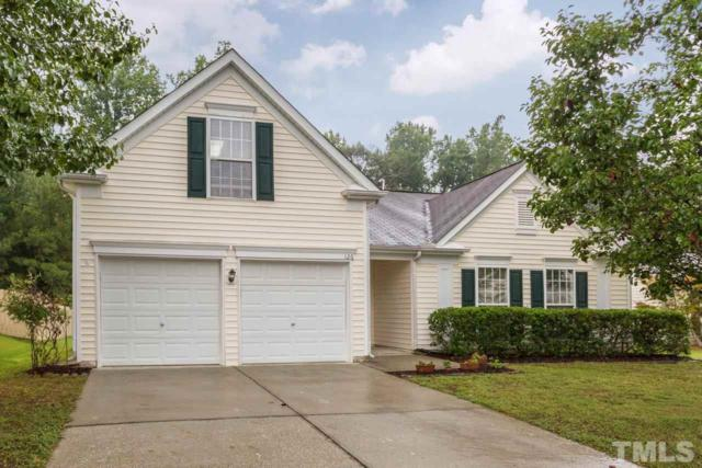 126 Saddle River Road, Apex, NC 27502 (#2200604) :: The Perry Group