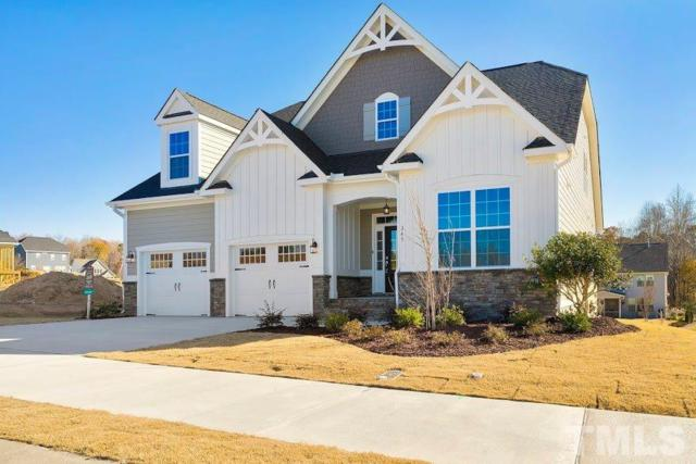 Lot 269 Slate Ridge Road, Knightdale, NC 27545 (#2200609) :: The Perry Group