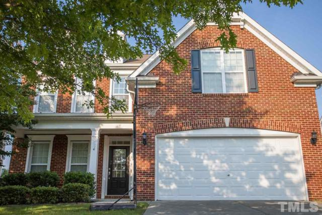 1004 Fulbright Drive, Morrisville, NC 27560 (#2200649) :: The Perry Group