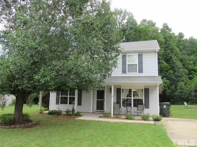 307 Churchwood Lane, Pittsboro, NC 27312 (#2200675) :: The Perry Group