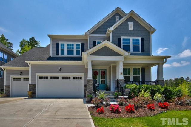 201 Blue Granite Drive, Holly Springs, NC 27540 (#2200684) :: The Perry Group