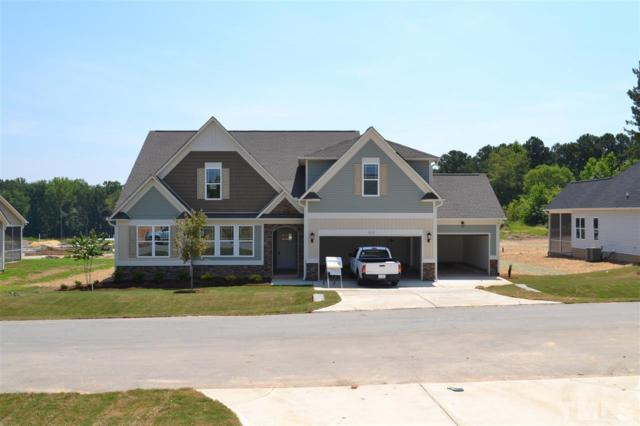 520 St Jiles Drive, Garner, NC 27529 (#2200715) :: The Perry Group