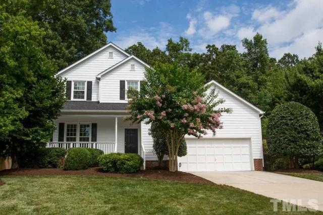 107 Cobble Ridge Drive, Chapel Hill, NC 27516 (#2200725) :: The Perry Group
