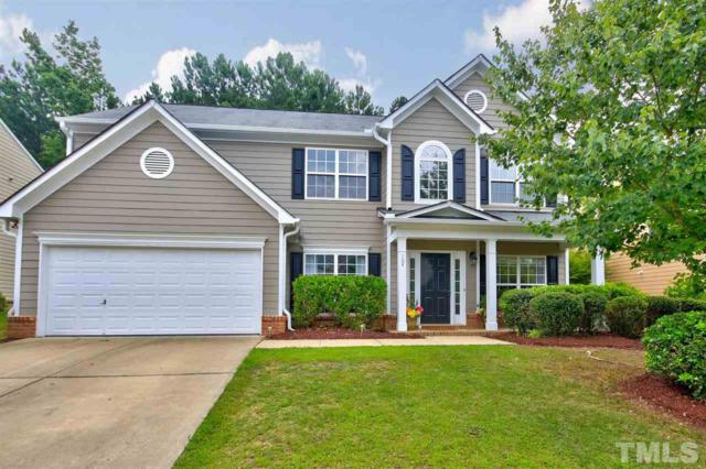 104 Trackimire Lane, Apex, NC 27539 (#2200733) :: The Perry Group