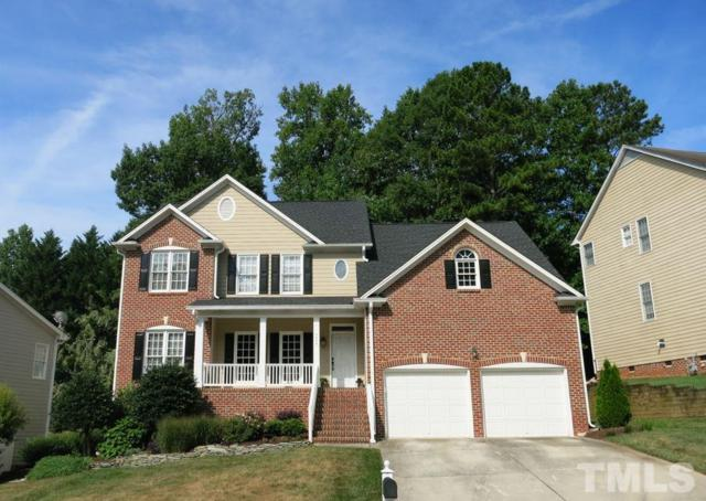 8809 Deerland Grove Drive, Raleigh, NC 27615 (#2200749) :: The Perry Group
