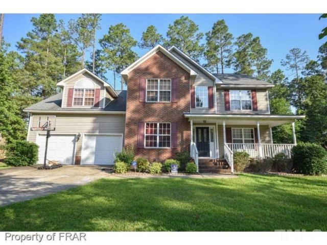 3244 Carolina Way, Sanford, NC 27332 (#2200781) :: M&J Realty Group