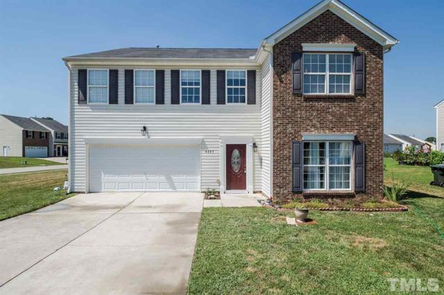 4207 Cardinal Grove Boulevard, Raleigh, NC 27616 (#2200782) :: Raleigh Cary Realty