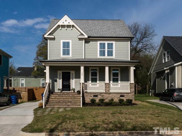 103 N Pettigrew Street, Raleigh, NC 27610 (#2200795) :: The Perry Group