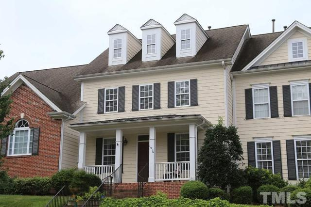 1516 Heritage Club Drive, Wake Forest, NC 27587 (#2200796) :: The Perry Group