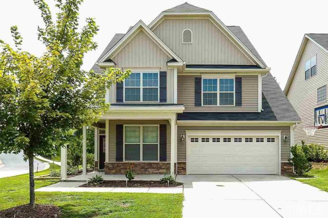 313 Forest Haven Drive, Holly Springs, NC 27540 (#2200801) :: Marti Hampton Team - Re/Max One Realty