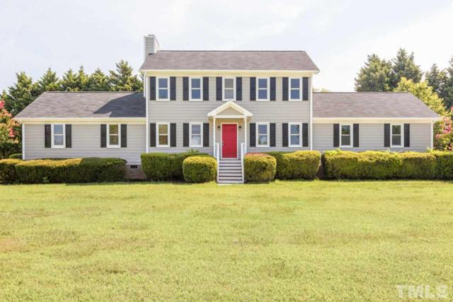 108 Pebble Drive, Clayton, NC 27520 (#2200836) :: Rachel Kendall Team