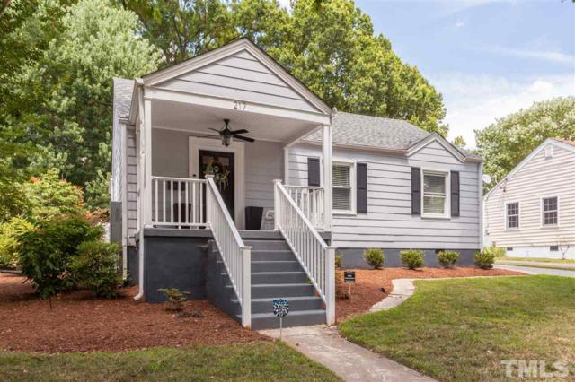 217 Dennis Avenue, Raleigh, NC 27604 (#2200844) :: The Perry Group