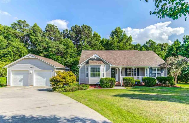 109 George Wilton Drive, Clayton, NC 27520 (#2200863) :: The Perry Group