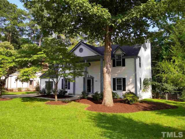 5832 Morning Forest Drive, Raleigh, NC 27609 (#2200866) :: The Jim Allen Group