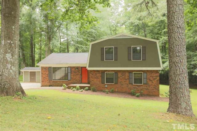 1609 Baker Road, Raleigh, NC 27607 (#2200870) :: The Perry Group