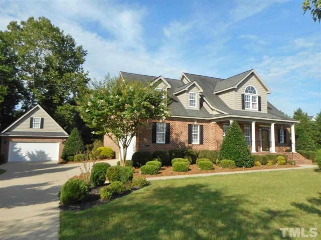 2071 Cooper Fields Drive, Nashville, NC 27856 (#2200900) :: The Perry Group