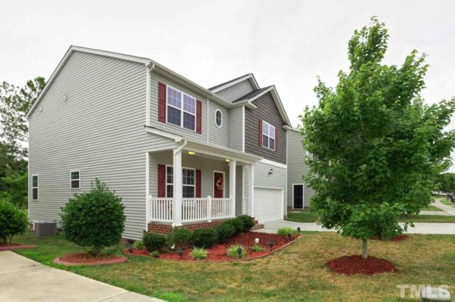 522 Crosstie Street, Knightdale, NC 27545 (#2200918) :: The Perry Group