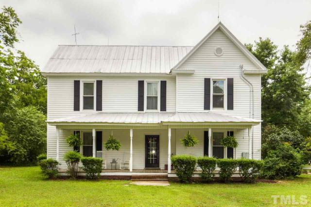 1190 Lafayette Road, Fuquay Varina, NC 27526 (#2200931) :: The Perry Group