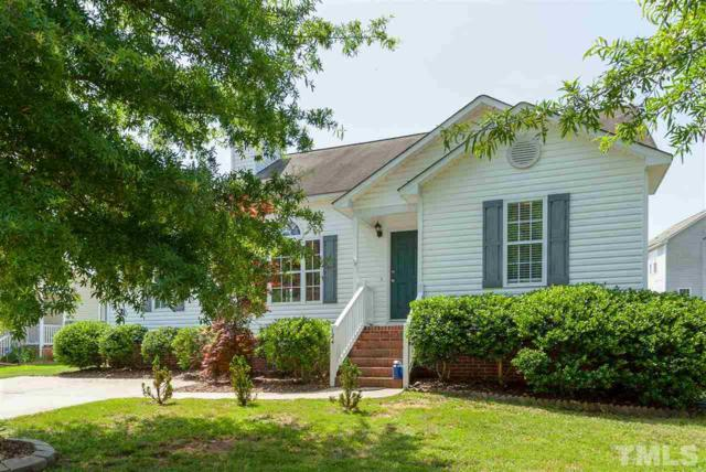 124 Creek Commons Avenue, Garner, NC 27529 (#2200945) :: The Perry Group