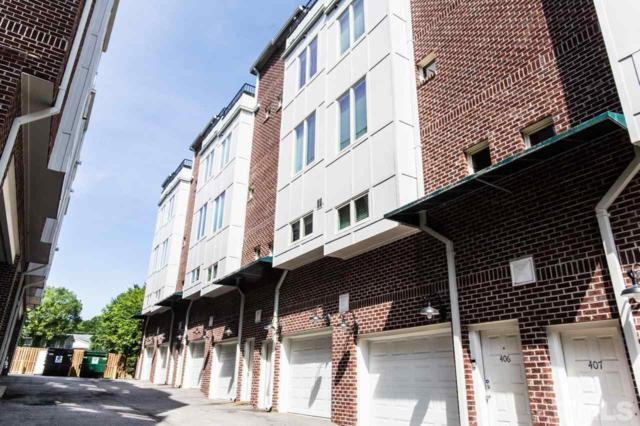 400 W Rosemary Street #405, Chapel Hill, NC 27514 (#2200949) :: Better Homes & Gardens | Go Realty