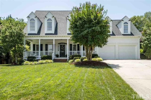 207 Temple Gate Drive, Cary, NC 27518 (#2200958) :: The Perry Group