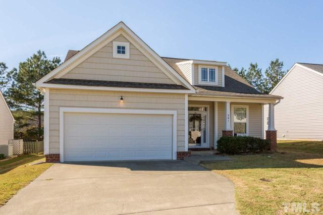 241 Stansbury Lane, Clayton, NC 27527 (#2200969) :: The Perry Group