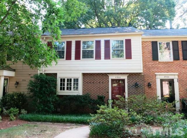 2902 Wycliff Road, Raleigh, NC 27607 (#2200999) :: The Perry Group