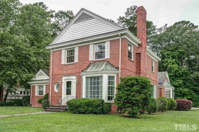 204 Forest Hill Avenue, Rocky Mount, NC 27804 (#2201010) :: The Perry Group