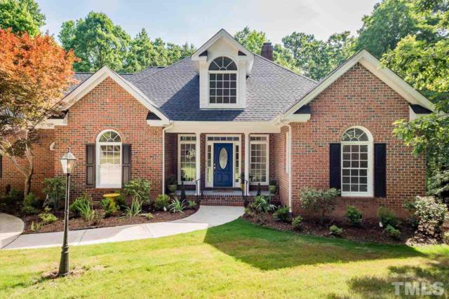 5501 Spring Bluffs Lane, Raleigh, NC 27606 (#2201116) :: The Perry Group